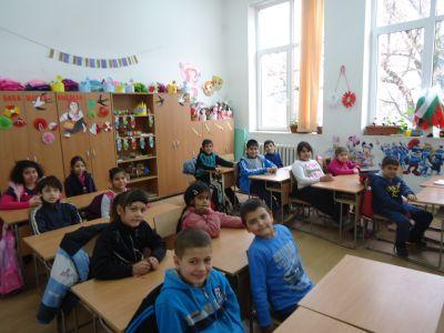 Четвърти клас - ОУ Св. Св. Кирил и Методий - Добролево, Враца